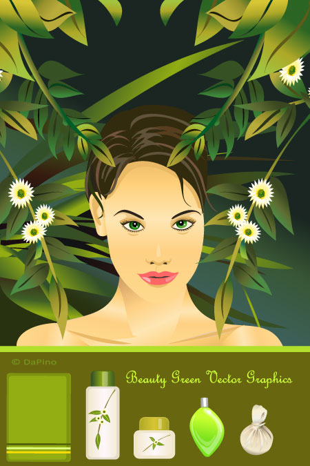 beauty_green_graphics