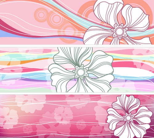 horizontal_flowered_banners5