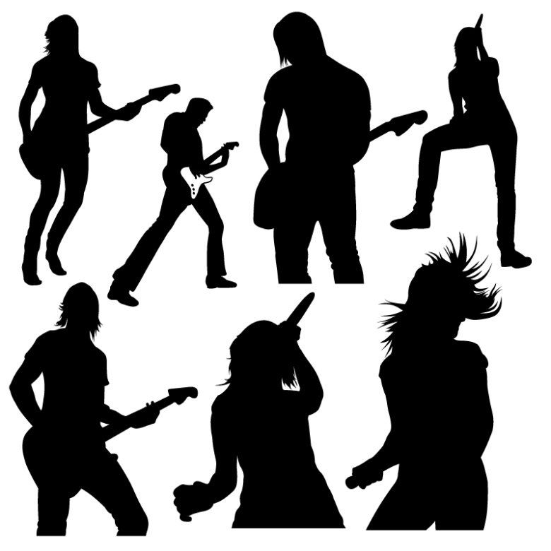 live-music-vector