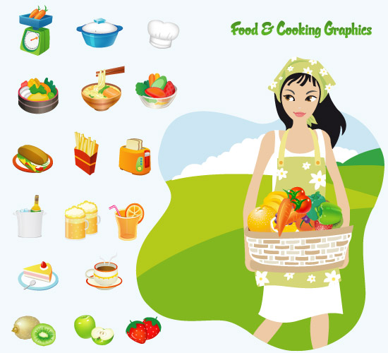 Food_Cooking_Graphics