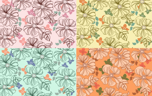 Seamless_Flowered_Backgrounds